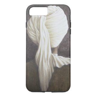 Coque iPhone 8 Plus/7 Plus Turban blanc 2005
