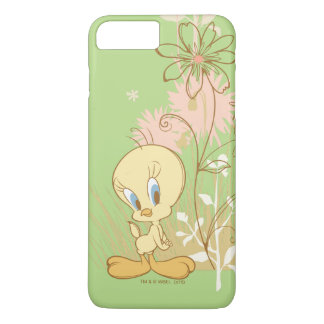"Coque iPhone 8 Plus/7 Plus Tweety ""se perfectionnent juste ainsi """