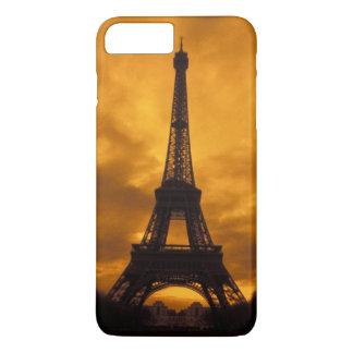 Coque iPhone 8 Plus/7 Plus UE, France, Paris.  Tour d'Eiffel