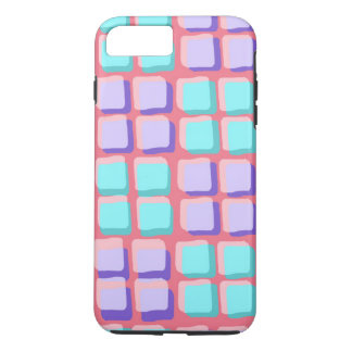 Coque iPhone 8 Plus/7 Plus Un bon nombre de carrés 2011