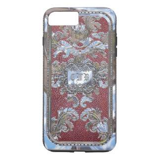 Coque iPhone 8 Plus/7 Plus Un monogramme 7 plus pluvieux de Fadden plus