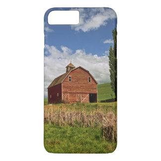 Coque iPhone 8 Plus/7 Plus Un tour par le pays de ferme de Palouse