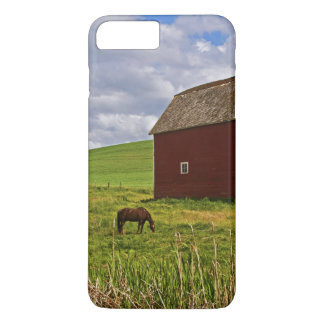 Coque iPhone 8 Plus/7 Plus Un tour par le pays de ferme de Palouse 3
