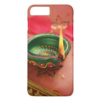 Coque iPhone 8 Plus/7 Plus Une lampe indienne - la vie toujours