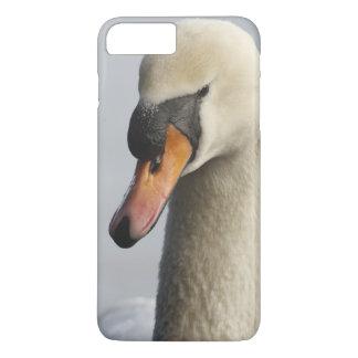 Coque iPhone 8 Plus/7 Plus Vancouver, parc de Stanley, cygne muet (olor de