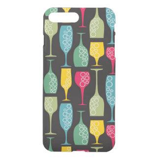 Coque iPhone 8 Plus/7 Plus Verre à vin