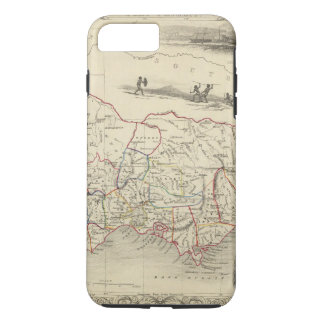 Coque iPhone 8 Plus/7 Plus Victoria ou port Phillip