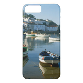 Coque iPhone 8 Plus/7 Plus Village de pêche de Ferragudo, Algarve, Portugal