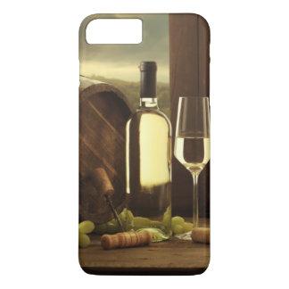 Coque iPhone 8 Plus/7 Plus Vin