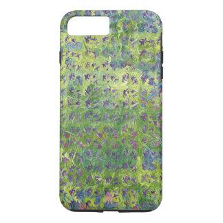 Coque iPhone 8 Plus/7 Plus Violettes douces 2012
