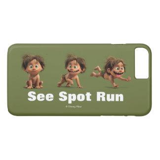 Coque iPhone 8 Plus/7 Plus Voir la tache courir