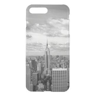 Coque iPhone 8 Plus/7 Plus Voyage d'envie de voyager d'horizon de New York