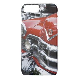 Coque iPhone 8 Plus/7 Plus WA, Seattle, automobile américaine classique