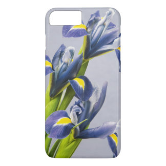 Coque iPhone 8 Plus/7 Plus Washington, Redmond, iris pourpres