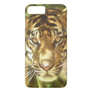 Coque iPhone 8 Plus/7 Plus Zoo de la Californie, San Francisco, tigre de