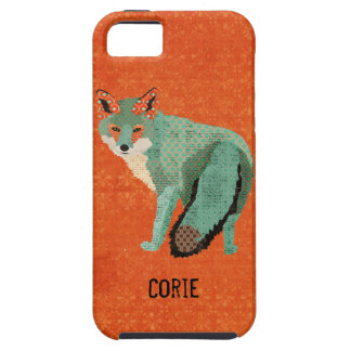 Coque iphone ambre de Fox de Smokey