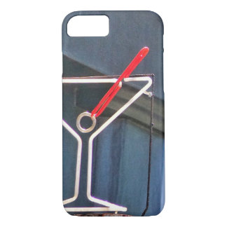 Coque iphone au néon de Martini