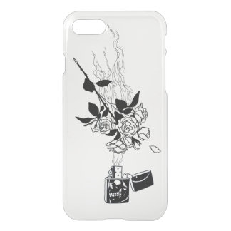 Coque iphone brûlant d'amour