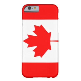 Coque iphone canadien de drapeau