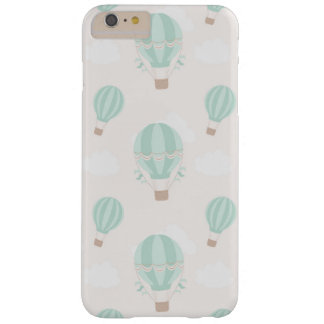 Coque iphone chaud en bon état de ballon à air coque barely there iPhone 6 plus