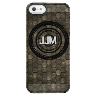 Coque iPhone Clear SE/5/5s Caisse noire d'IPhone 5