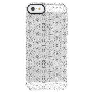Coque iPhone Clear SE/5/5s Cas de l'iPhone 5/5s de déflecteur de Saybrook