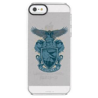 Coque iPhone Clear SE/5/5s Crête de Harry Potter | Ravenclaw