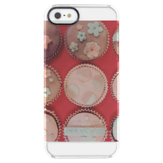 Coque iPhone Clear SE/5/5s Cupcake phonecase