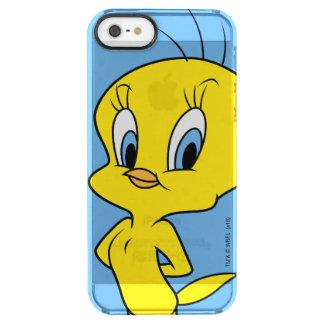 Coque iPhone Clear SE/5/5s Oiseau intelligent de TWEETY™ |