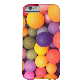 Coque iphone coloré de mine de boule d'amusement coque barely there iPhone 6