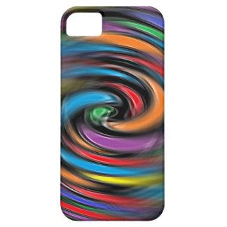 Coque iphone coloré de vibrations