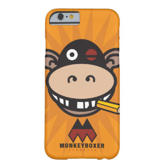 Coque iphone créatif de Monkeyboxer Coque iPhone 6 Barely There