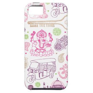 Coque iphone d art de yoga de ganesha de l Inde Coque iPhone 5