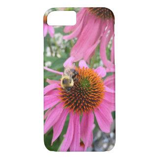 Coque iphone d'abeille de miel