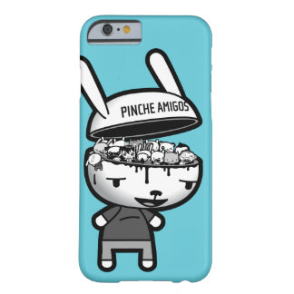 """Coque iphone d'amis de Pinche : """"Large d'esprit """" Coque iPhone 6 Barely There"""