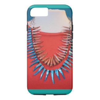 Coque iphone d'Apple de collier de Boho de deux