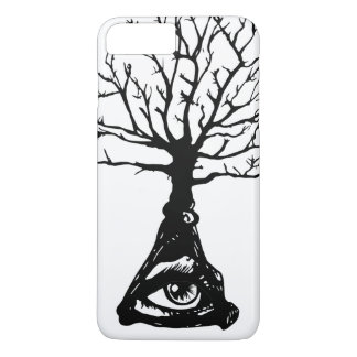 Coque iphone d'arbre d'Everwatching