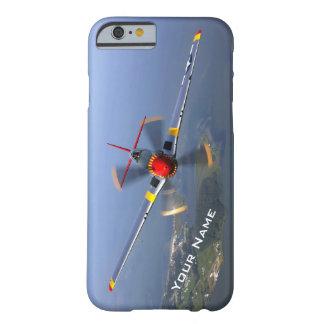 coque iphone d'avions d'avion de propulseur coque iPhone 6 barely there