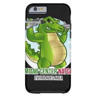 Coque iphone de bande dessinée d'alligator de