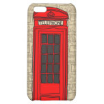 coque iphone de cabine téléphonique coque pour iPhone 5C