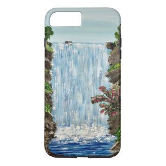 Coque iphone de cascade
