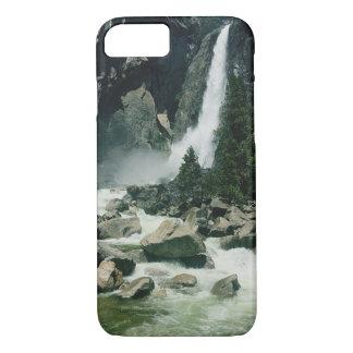 Coque iphone de cascade de parc national de