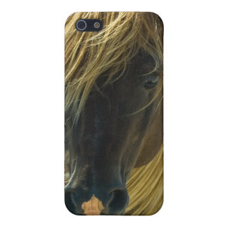 Coque iphone de cheval de mustang étui iPhone 5