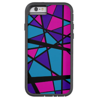 Coque iphone de Colorway d'Aqua