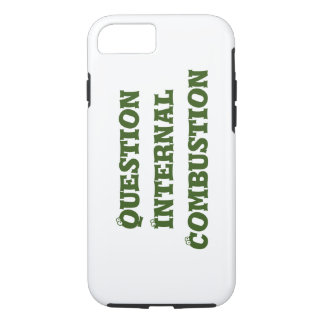 Coque iphone de combustion interne de question