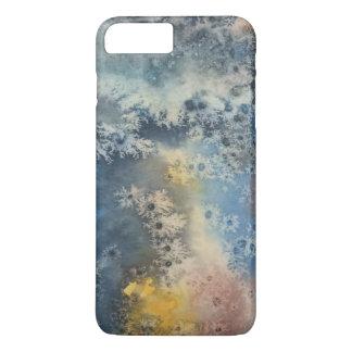 Coque iphone de couleur d'eau