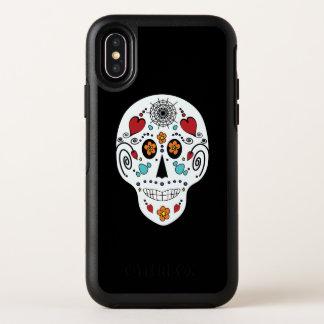 Coque iphone de crâne