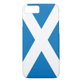 Coque iphone de drapeau de l'Ecosse