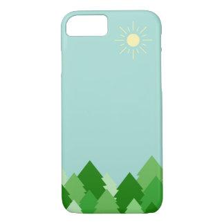 Coque iphone de forêt de Daylit (6/6s)