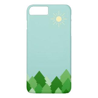 Coque iphone de forêt de Daylit (6/6s plus)
